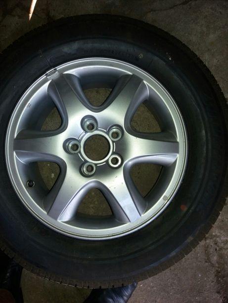 Felga aluminiowa Hyundai Tucson