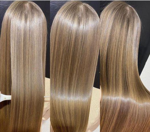БЕСПЛАТНО,Кератин, ботокс волос, нанопластика, кератиновое выпрямление