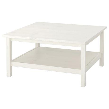 Stolik kawowy ława IKEA drewniana
