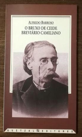 o bruxo de ceide, breviário camiliano, alfredo barroso, quetzal
