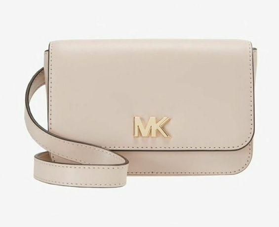 Michael Kors  MK151H0FY-J11 mott belt bag saszetka nerka Pudrowy róż