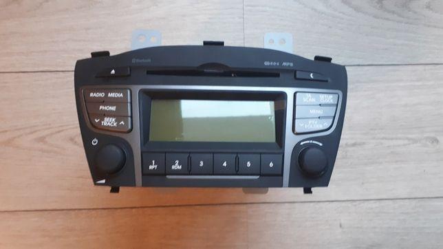 Radio CD do auta Hyundai ix35 nowe