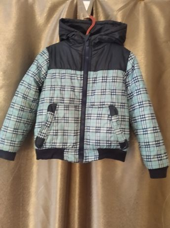Куртка для хлопчика демісезон, осінь, весна розмір 98-104