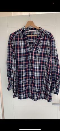 Luzna koszula Zara w krate