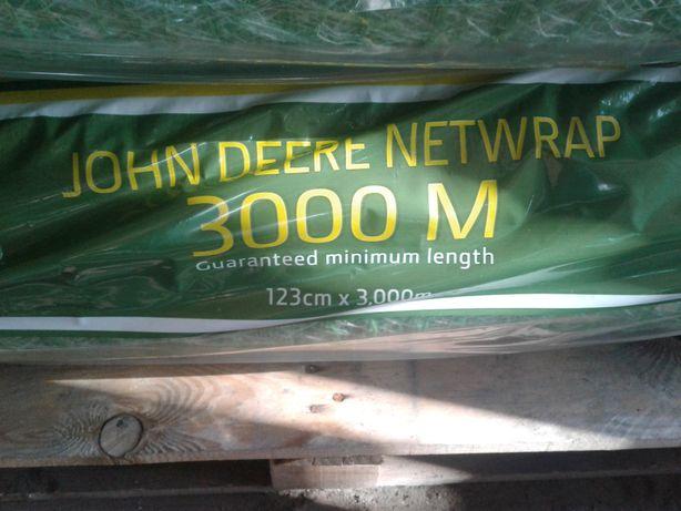 Siatka john deere 3000m netwrap 2000m sipma, prasa
