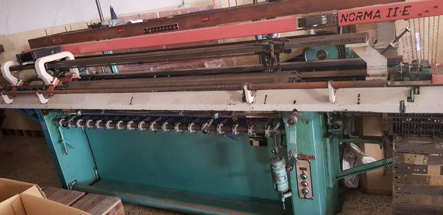 Tear de malha rectilino Máquina de tecer malha