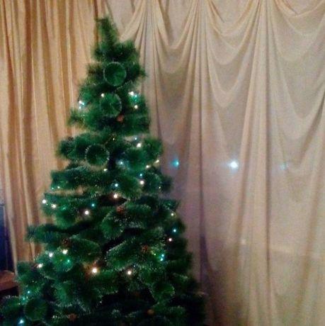 Елочка, елка сосна искусственная. Лучший подарок к новому году!