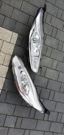 Lampy LED ford fiesta mk7 reflektor lewy prawy lampa st