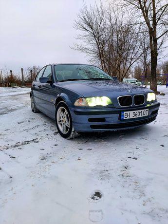 BMW 318i газ/бензин