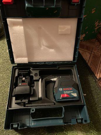 Новый Лазерный уровень Bosch Professional
