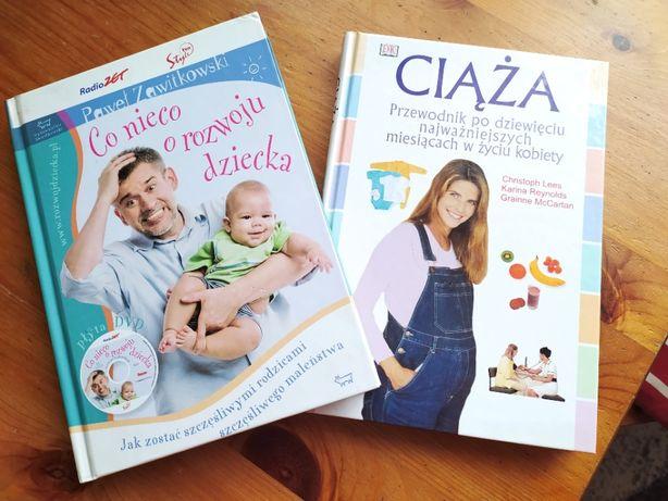 """Książka """"Co nieco o rozwoju dziecka"""""""