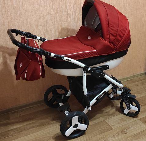 Универсальная коляска Camarelo Carera NEW 2в1 в идеальном состоянии