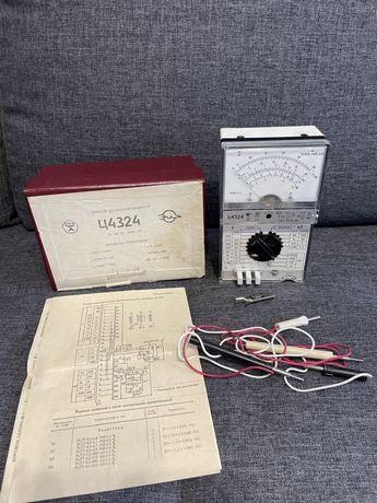Тестер электроизмерительный Ц4324