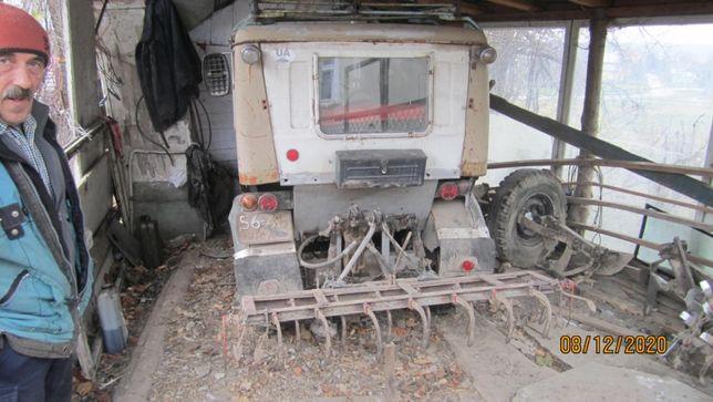 Трактор - дизель