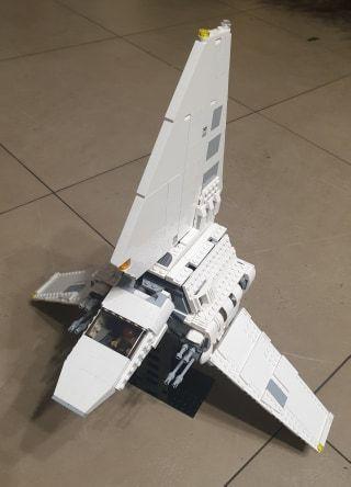 Lego Imperial Shuttle Tydirium 75094 Star Wars złożony