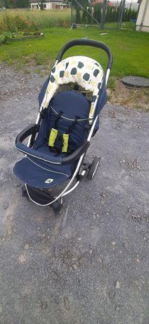 Wózek dzieciecy Hauck Malibu Xl Fruit Spacerowy
