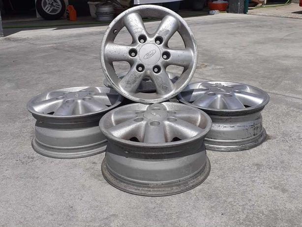 Jantes alumínio origem Ford Maverick R15