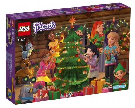 Lego Friends Лего Френдс Адвент календарь Оригинал