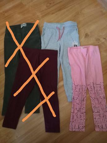 Spodnie leginsy r 98