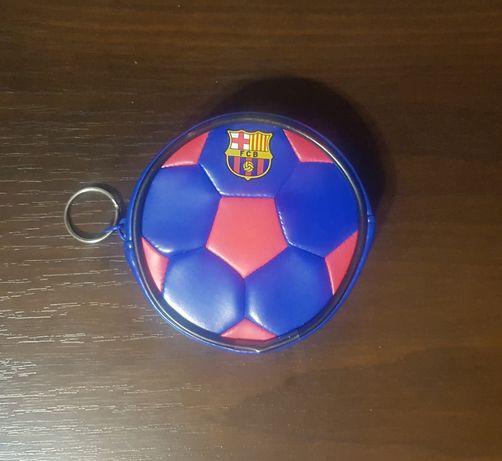 Mały piórnik FC Barcelona z Camp Nou