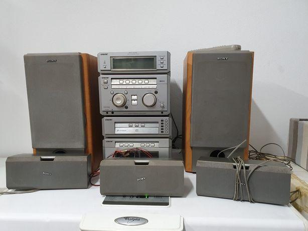 Aparelhagem sistema de som Sony