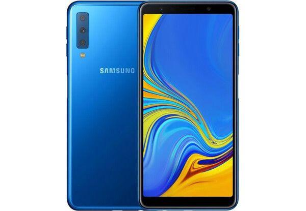 Samsung A750F Galaxy A7 2018 4/64Gb Blue