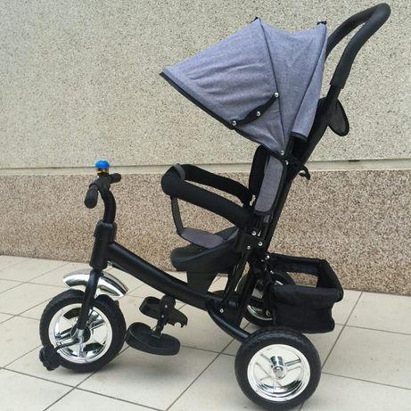 Дитячий триколісний велосипед