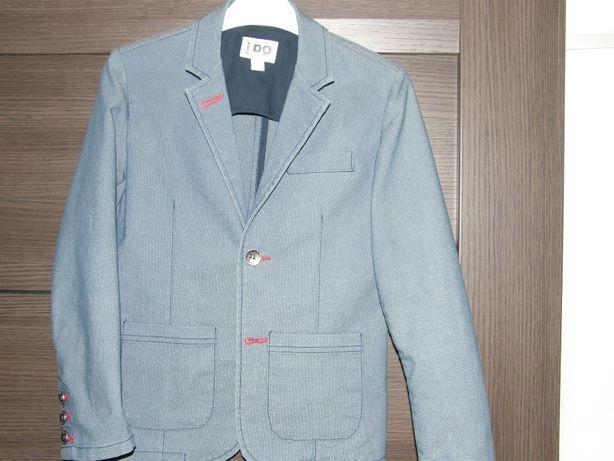 Пиджак школьный на мальчика . Фирменный iDO. Рост 122