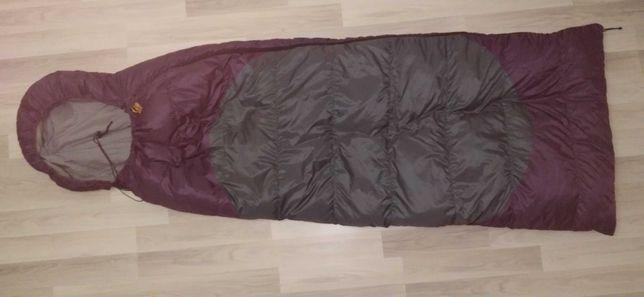 Euro camp сальник спальный мешок пуховый  11 балов