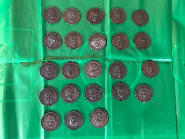 Medalhas Selecção Nacional Mundial 2002