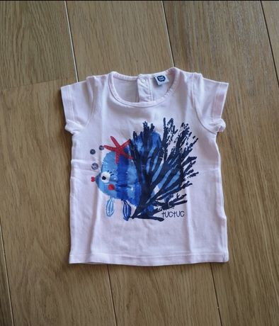 Tshirt 3/6 meses