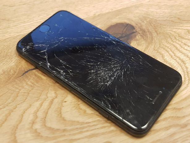 Lcd wyświetlacz zbita szybka iPhone 7 Wwa Tamka 22/24 serwis