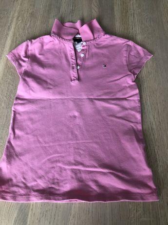 Koszulka polo Tommy Hilfiger 10lat