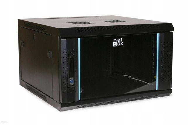 Szafa Rack NET BOX PREMIUM 19'' 6U 600x450