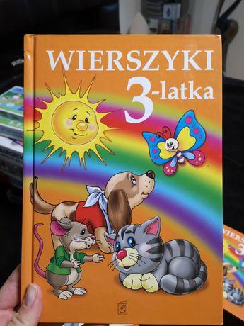 Wierszyki dla 3 latka i Będę przedszkolakiem