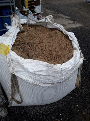piasek budowlany frakcja 0-2, żwir, piasek do piaskownicy w big-bagu