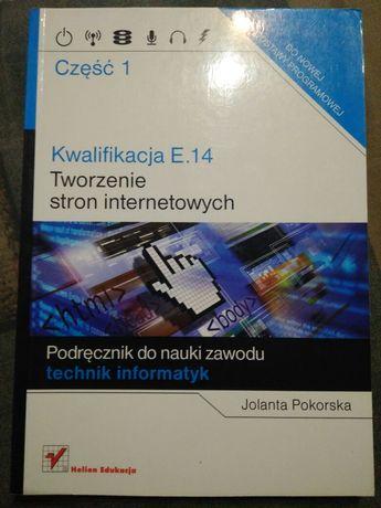 Kwalifikacja E. 14 Część 1 i 2
