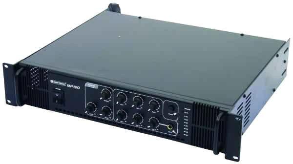 Усилитель Omnitronik MP-180P 180 Вт.