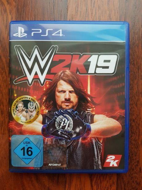W2K19 gra PS4 używana