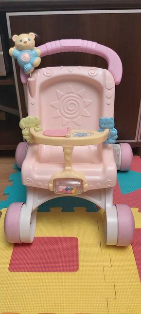 Pchacz wózek dla lalki