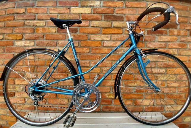 Rower Intervelo, po renowacji