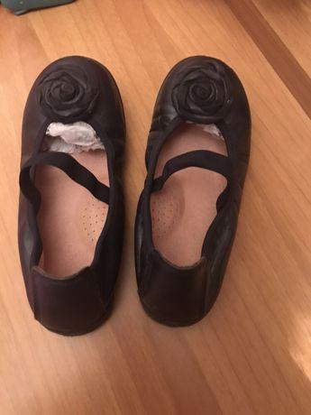 Детская ортопедическая кожаная обувь