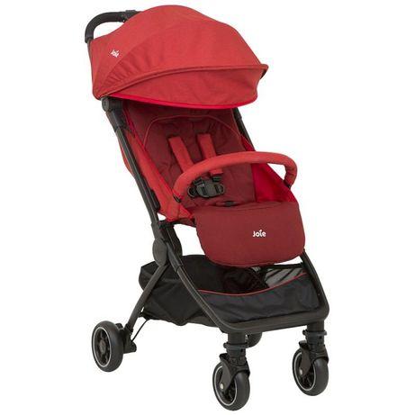 Travel детская коляска прогулочная Joie meet Pact Cranberry
