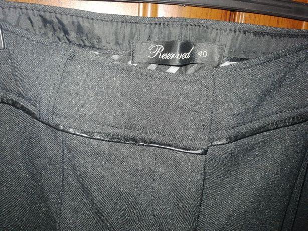 Spodnie Reserved rozmiar 40