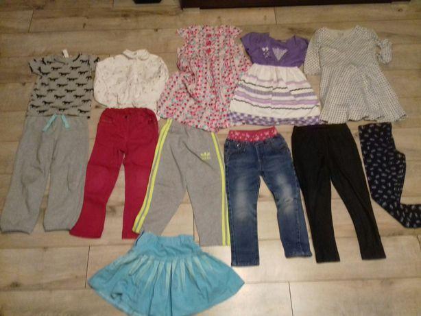 Paka dla dziewczynki 104-110