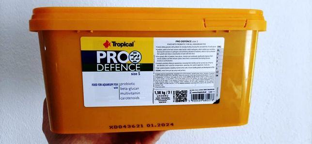 """Granulado """"Tropical Pro Defence"""" tamanho S"""