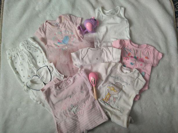 Пакет одежды для очень маленьких или недоношенных детей