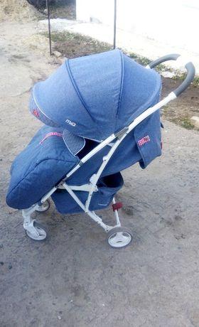 Продам прогулочную коляску Quatro Mio!