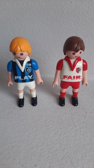 Figurki Playmobile Piłkarze!!