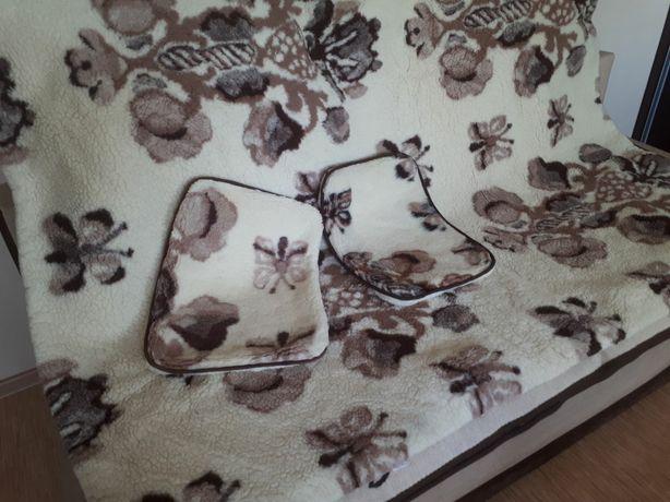 Kołdra z poduszkami